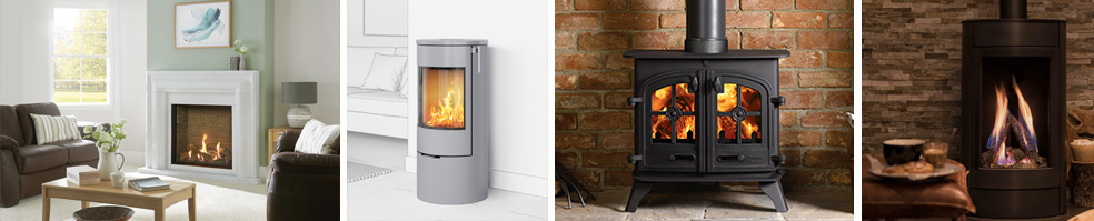 Stoves, fireplaces and gas fires in peterborough